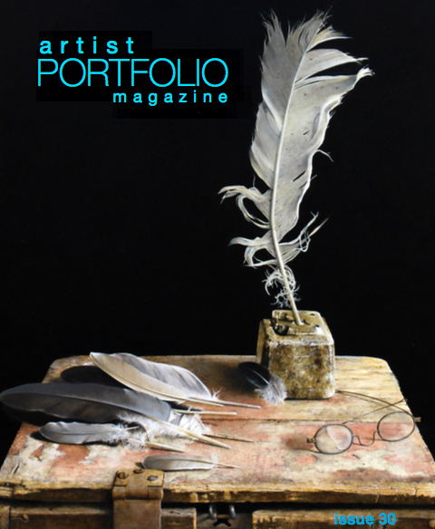 Issue 30 is Here! – Artist Portfolio Magazine