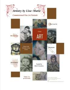 Artistry by Lisa~Marie Poster