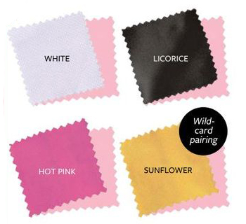 What to wear with pale pink - color guide