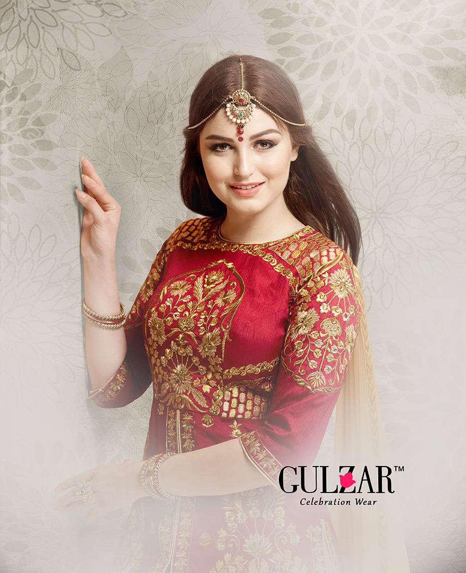 Gulzar Designer Salwar Kameez 1800 Series