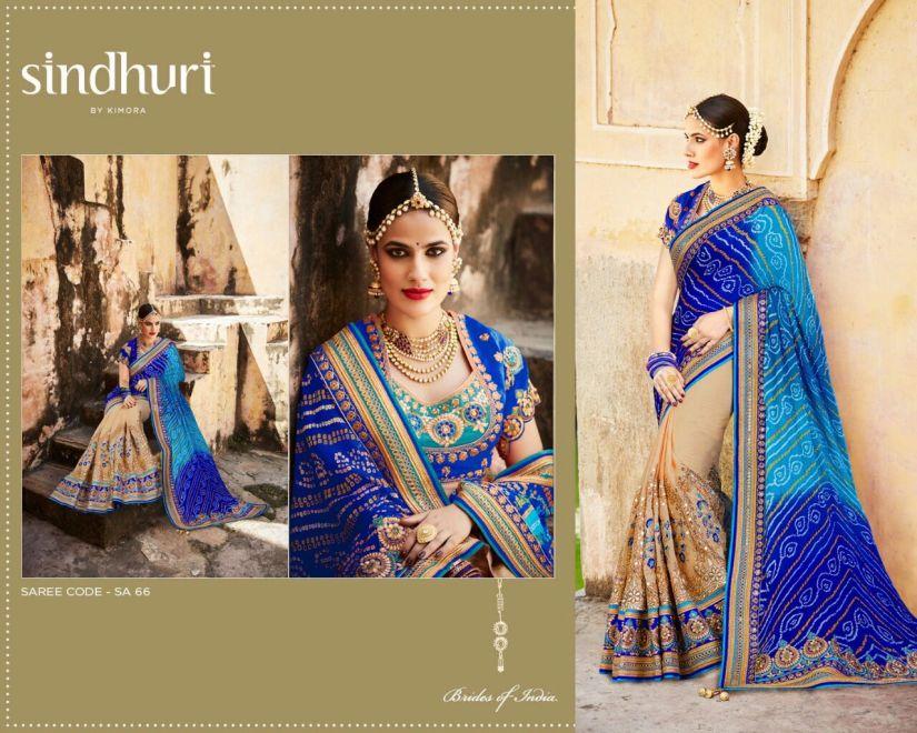 Kimora Sindhuri v5 Designer Sarees 66