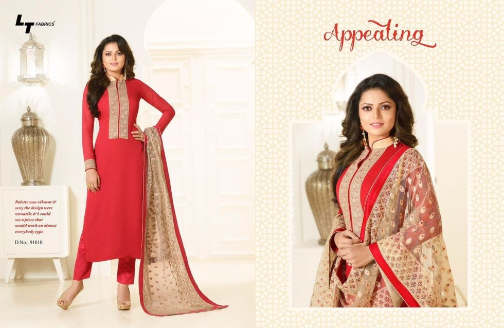 LT Original Salwar Suits Design 91010