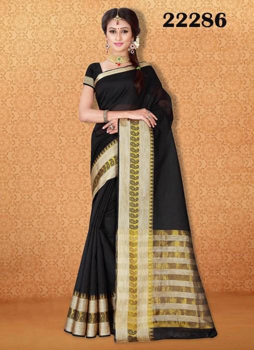 Kanjivaram Sarees Chennai Express v7 22286 | Bride Special