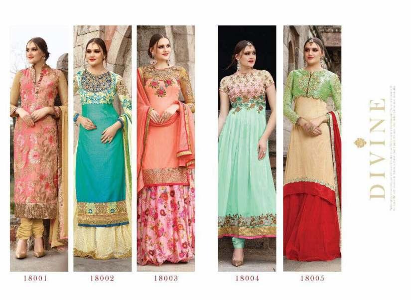 Aariya Floor Length Anarkali Suits vol 6