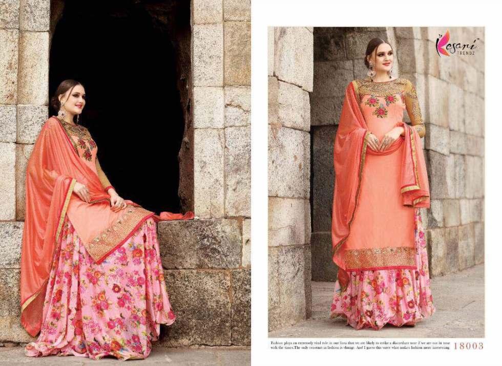 Aariya Floor Length Anarkali Suits 18003