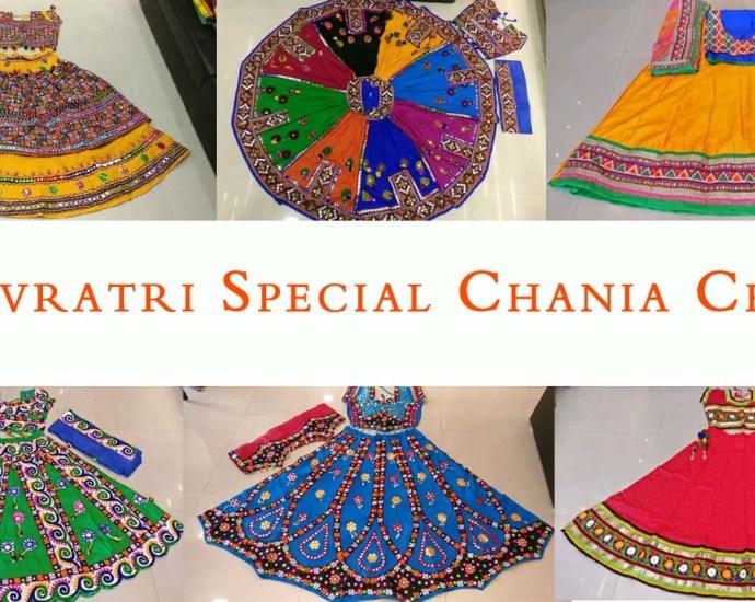 Kutchi Traditional Gamthi work Chaniya Choli