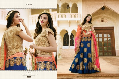 Royal Dulhan Lehenga with Price Online