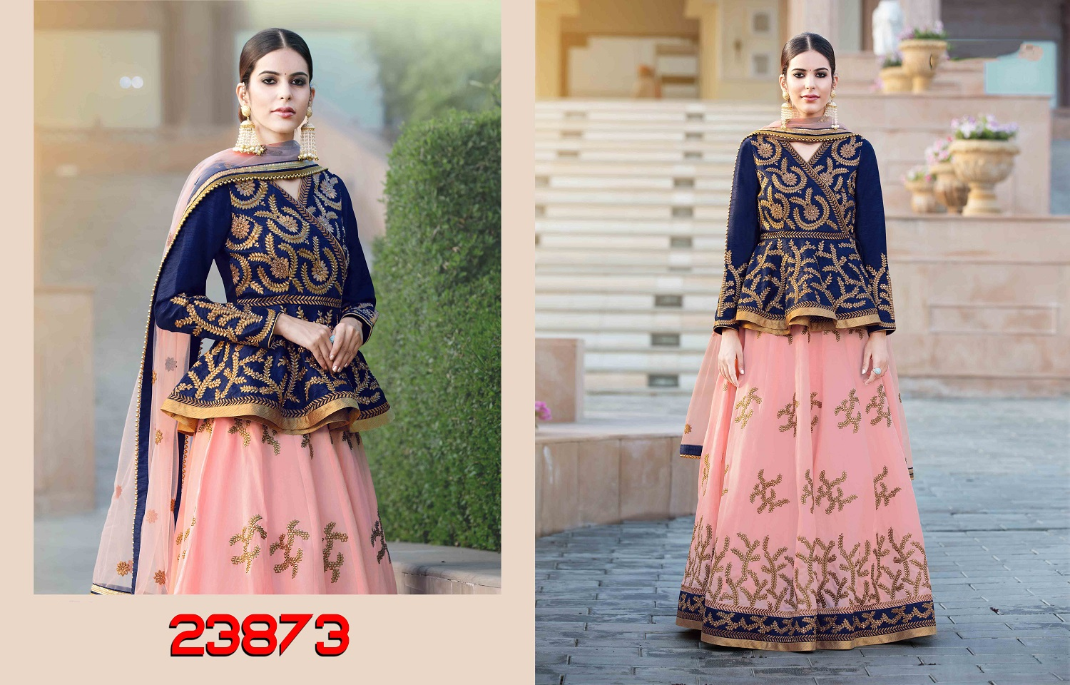 Royal bridal wear lehenga ethnic era 23873