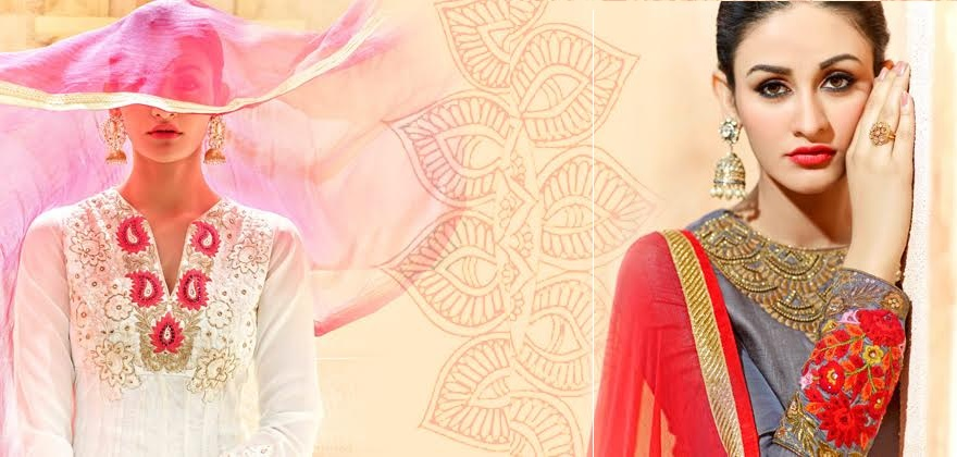 Shaleena Bridal Wedding Anarkali Suits | Online Sales by ArtistryC