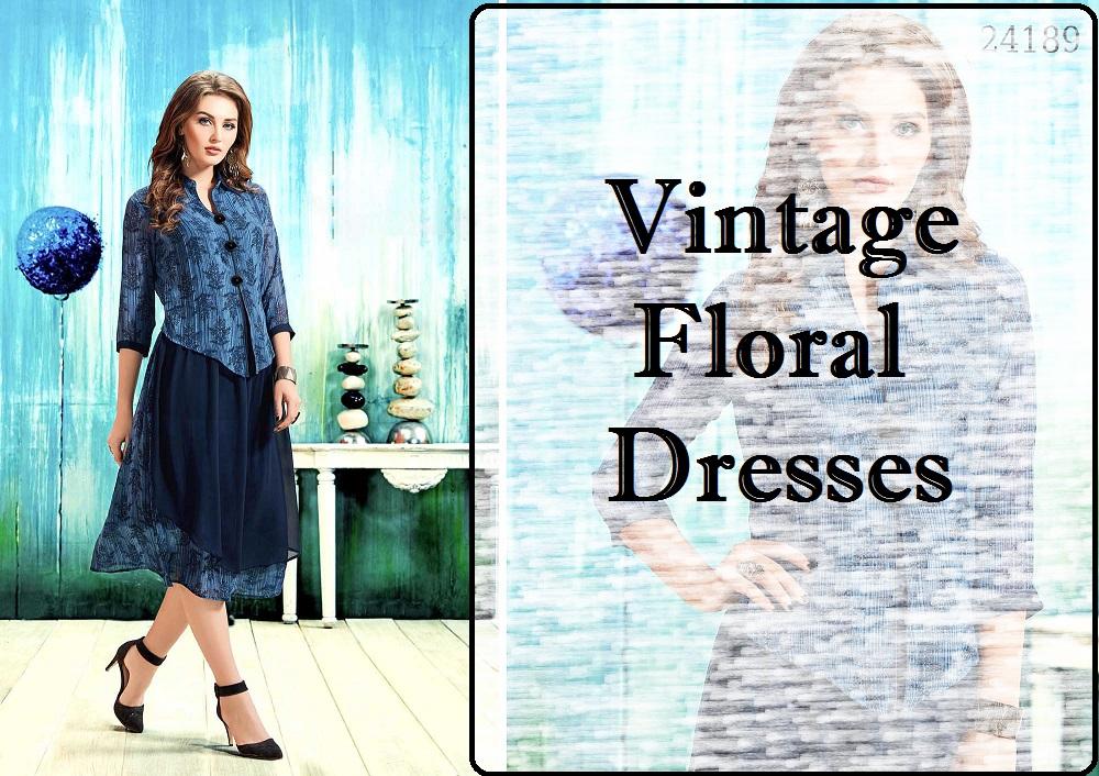 Shop Vintage Floral Western Wear for Women Online
