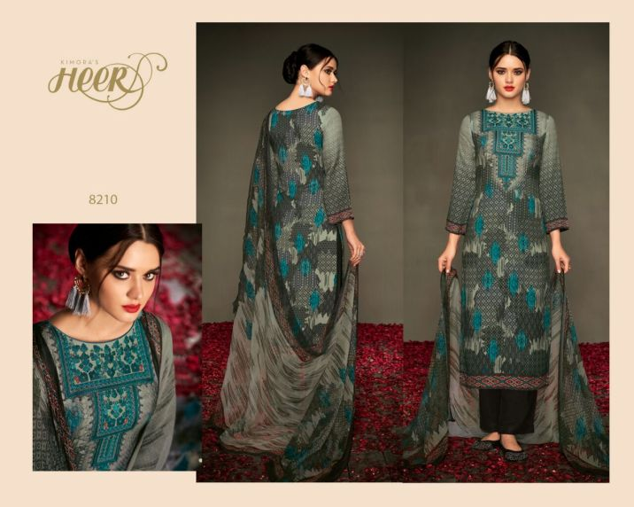 Dress Material Kimora Heer 33