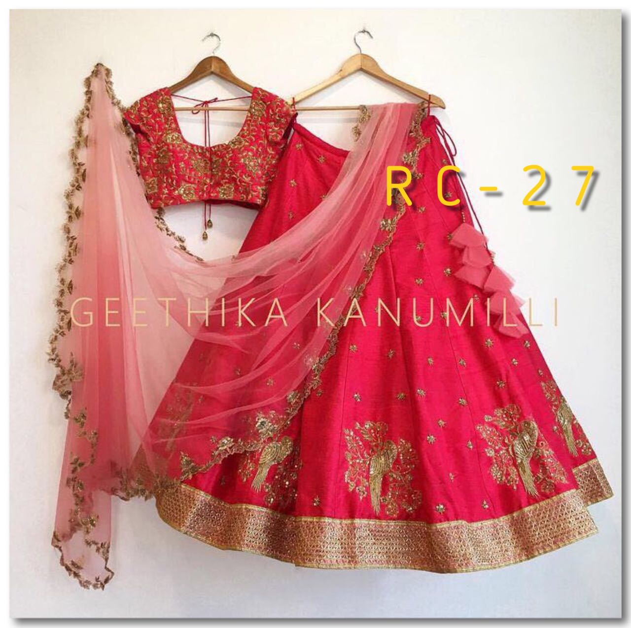 Shop Elegance Lehenga Blouse RC 27 Color Collection Online