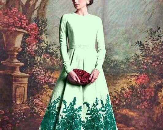 Slipa Super Hit Floor Length Gown Designs