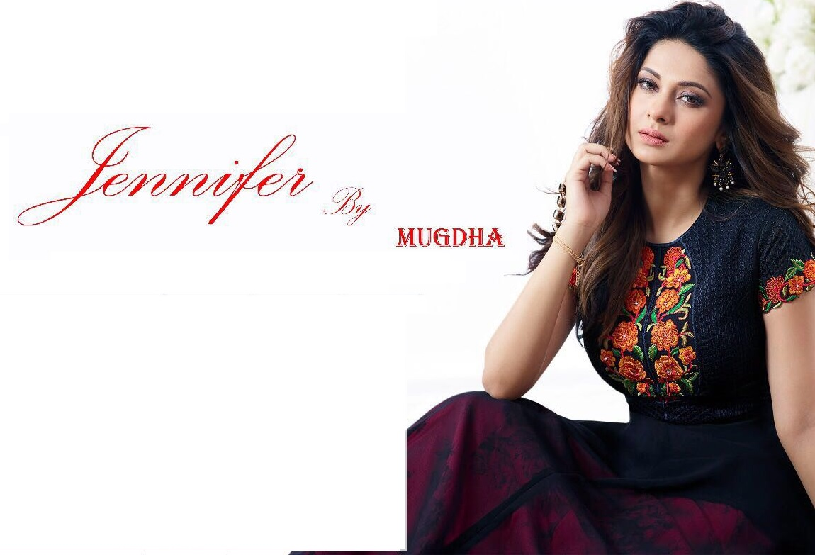 Mugdha Jennifer Winget's Designer Suits
