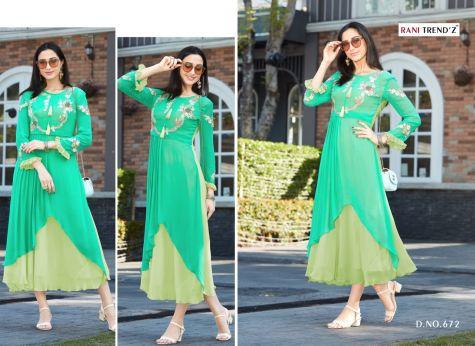 Rani Trendz Western Dresses Part B Collection