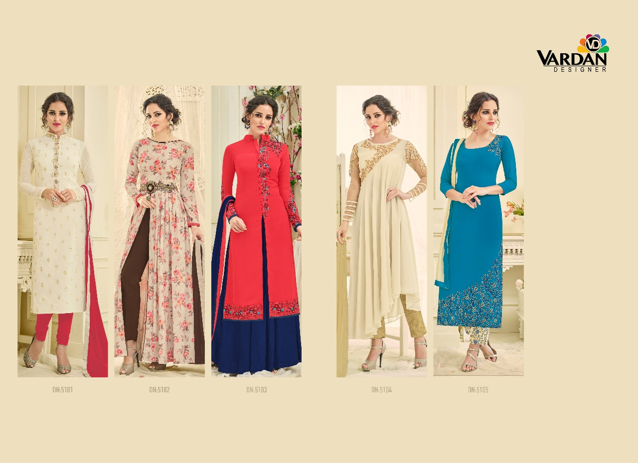 Vardan Designer presents Raaga vol 1 Indo Western Suits collection
