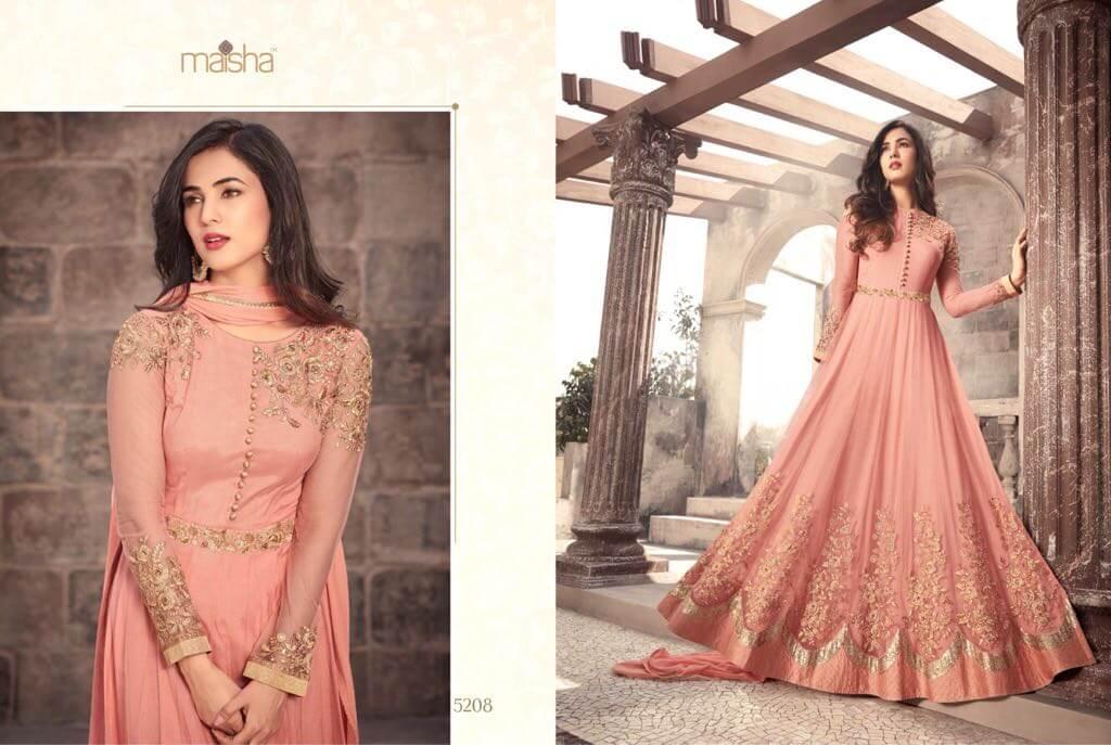 Maisha Zuaan Designer Indo Western Suits