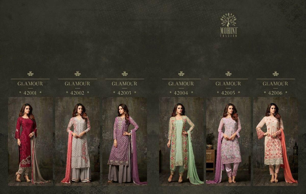 Shop Mohini Fashions Glamour 42 Designer Salwar Kameez Online