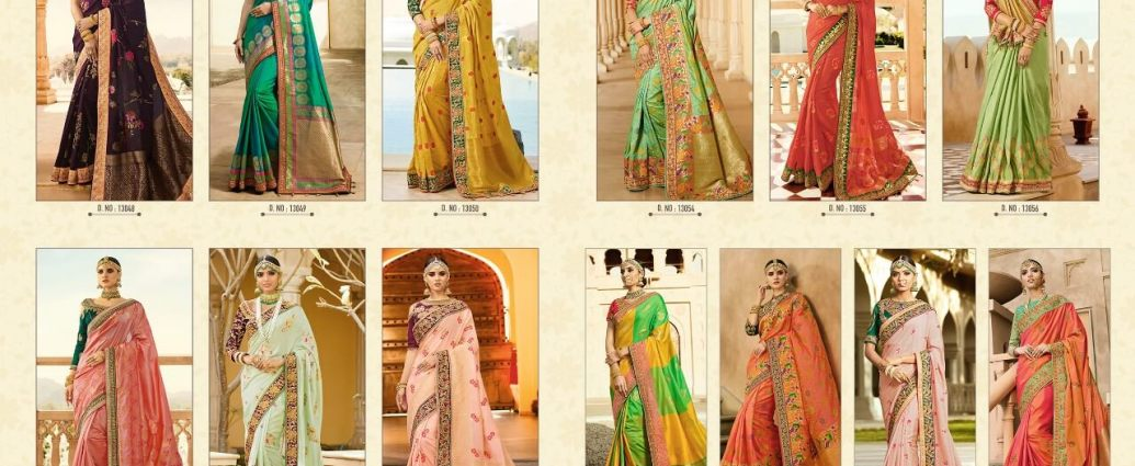 Indian Royal Sarees Virasat v9