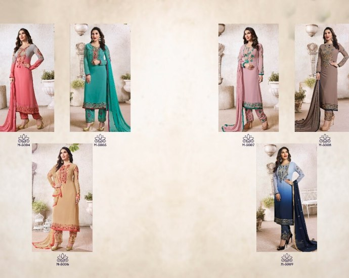 Mahira Vol 3 Salwar Kameez Collection