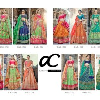 Shop Bridal Lehenga Blouse Tathastu Collection Online