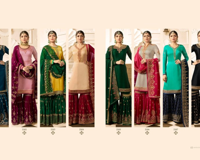 Sharara Suits LT Nitya 125