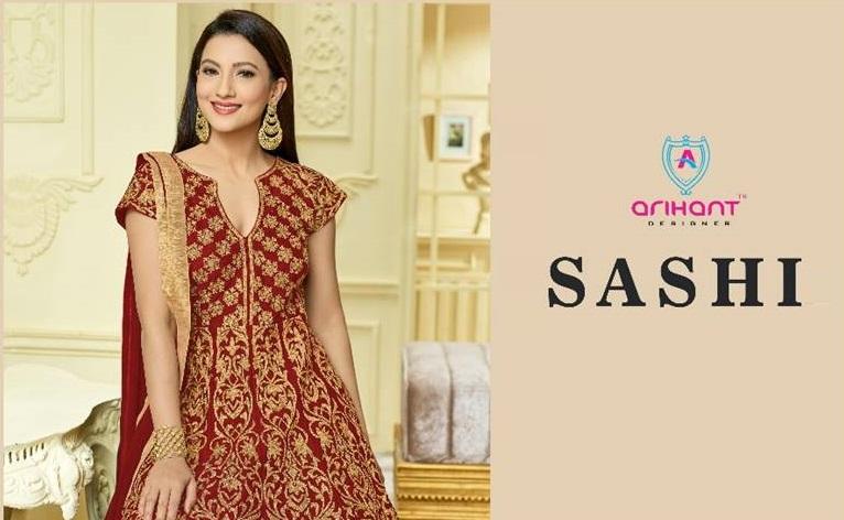 Anarkali Gown Arihant Designer Sashi