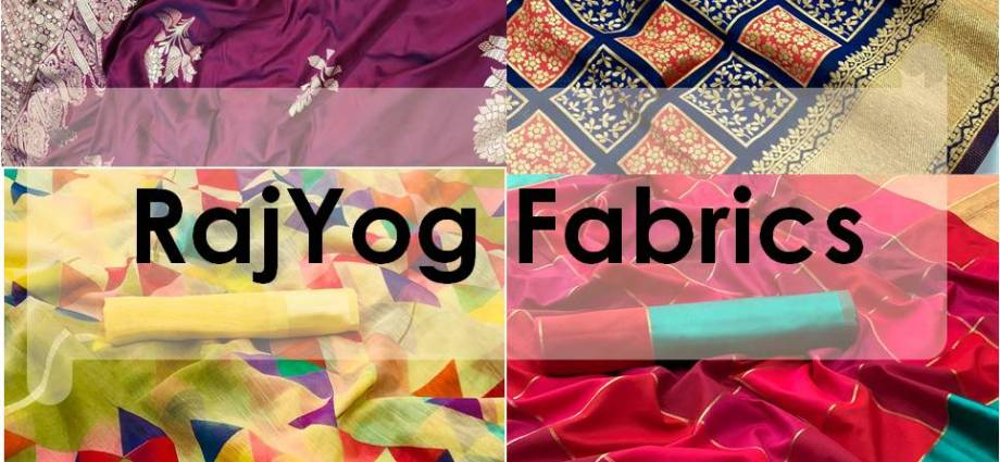Indian Sarees RajYog Fabrics