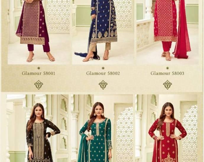 Churidar Suit Mohini Glamour 58