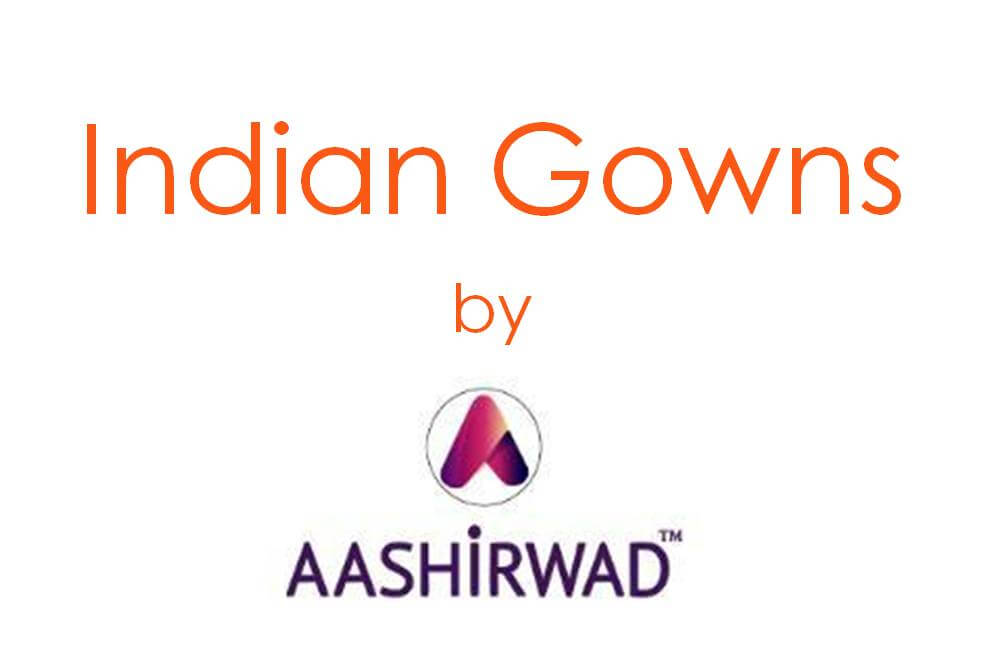 Shop Indian Gowns AASHIRWAD Creations Online