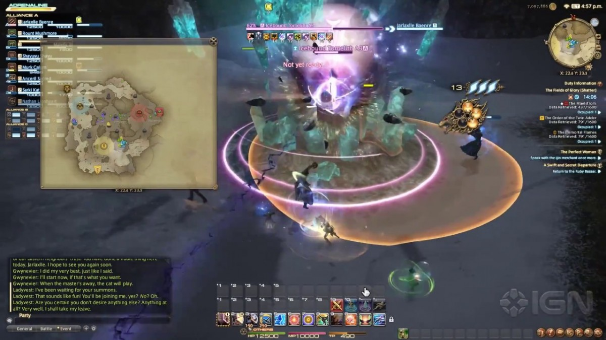 Final Fantasy XIV Stormblood How To Level Up Quickly