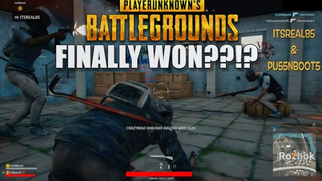MUST WATCH DID WE FINALLY WIN FUNNY PUBG GAMEPLAY