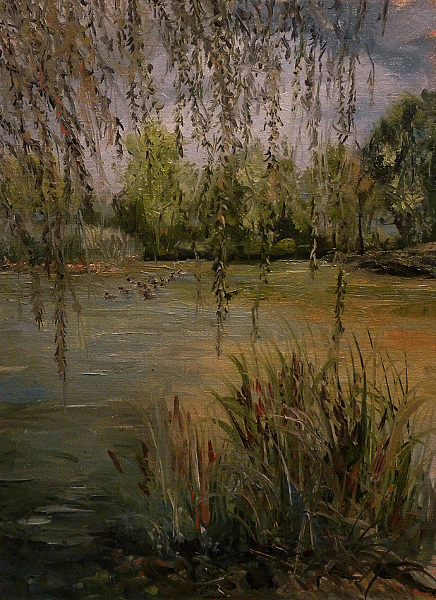 Plein Air Artistry Of Nature Gary Millard