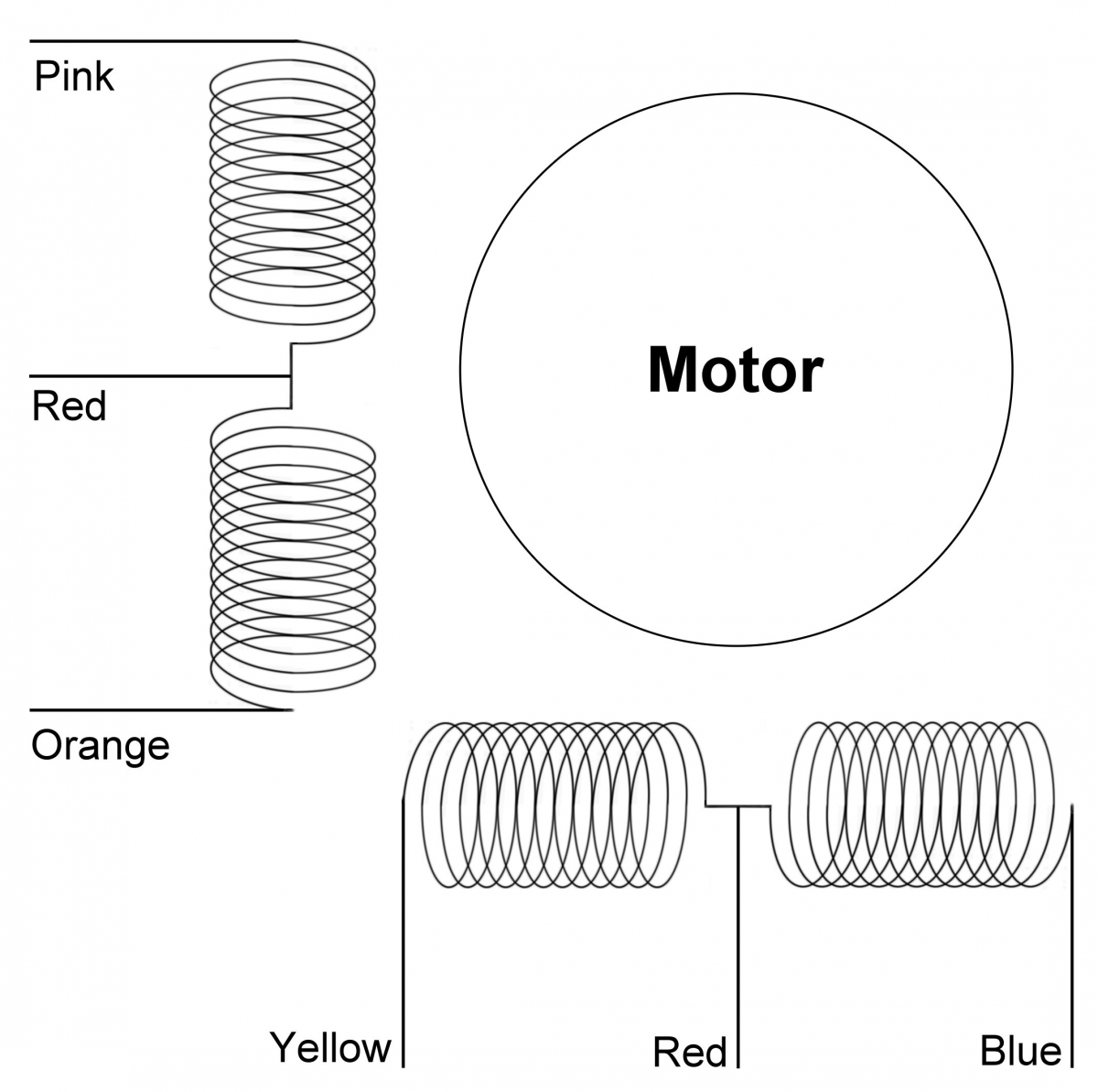 A More Versatile Stepper Motor