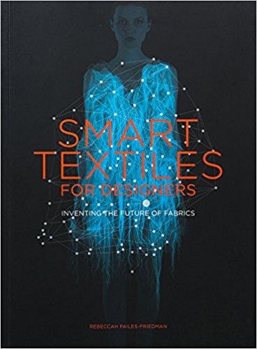 textile, smart textiles, Rebeccah Pailes-Friedman