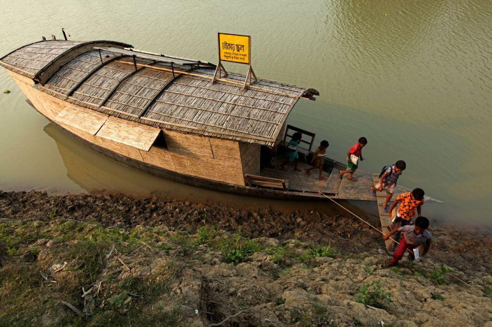 Gates, Foundation, solar, Bangladesh