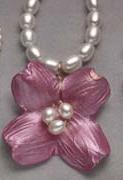 Dogwood Necklace