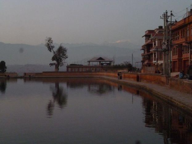 Our local Pokhari
