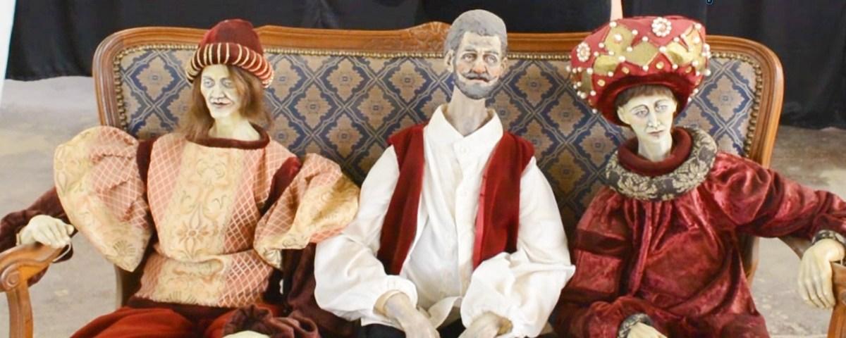 Doll Museum - Commedia Dell'arte