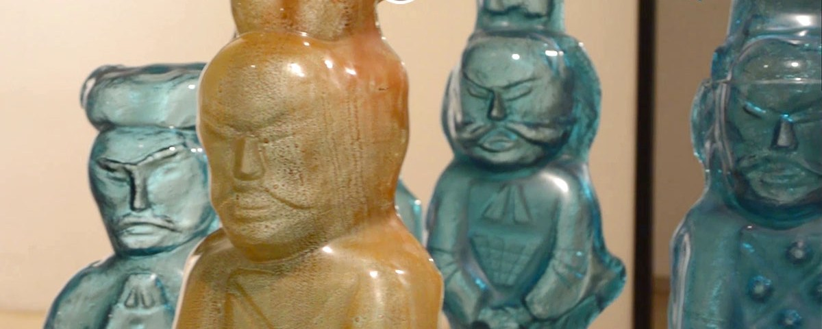 Glass Museum – Terracotta Soldiers