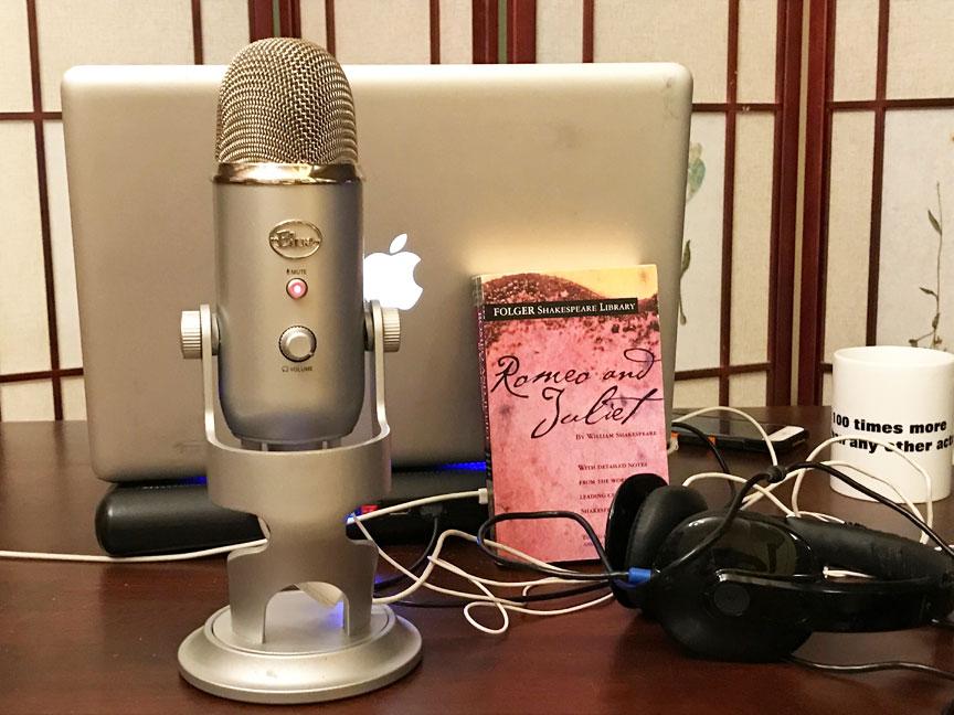 Romeo and Juliet Radio Play