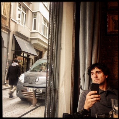 David in Istanbul, Mieke Strand