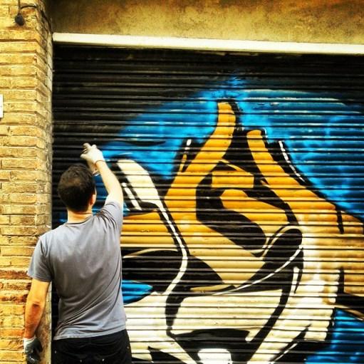 Artescape-graffiti (Foto J.L.Infante)
