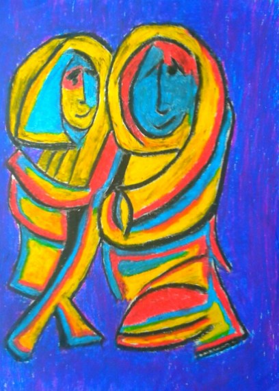 """""""Neo Expression"""" : Art for the soul- Donald Mashigo"""