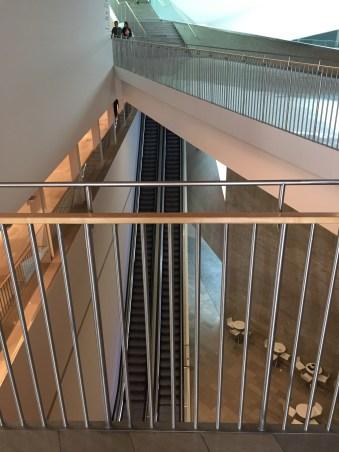 Tel Aviv Museum of Art interior