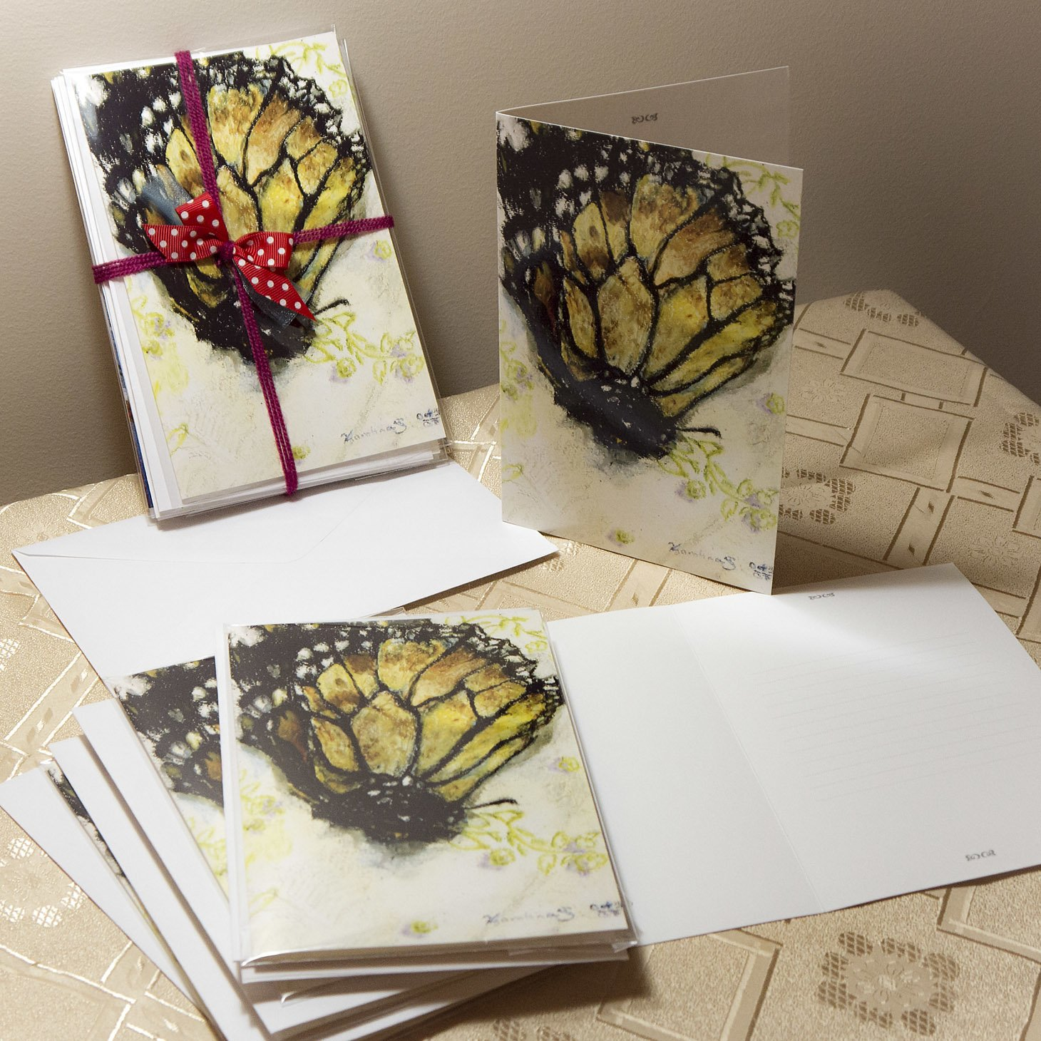 Monarch – Greeting Cards
