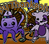 Moo Friends Thanksgiving Banner