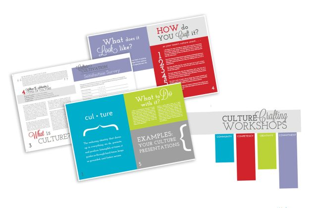 Sales Packet - Culture Crafting