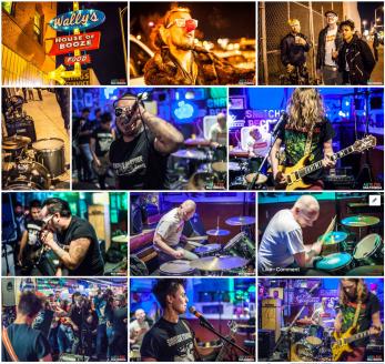 Photography Live Music - Folden Benefit Show