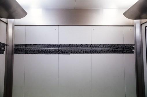 Rachel Wooller's work at the Waterstones Hub